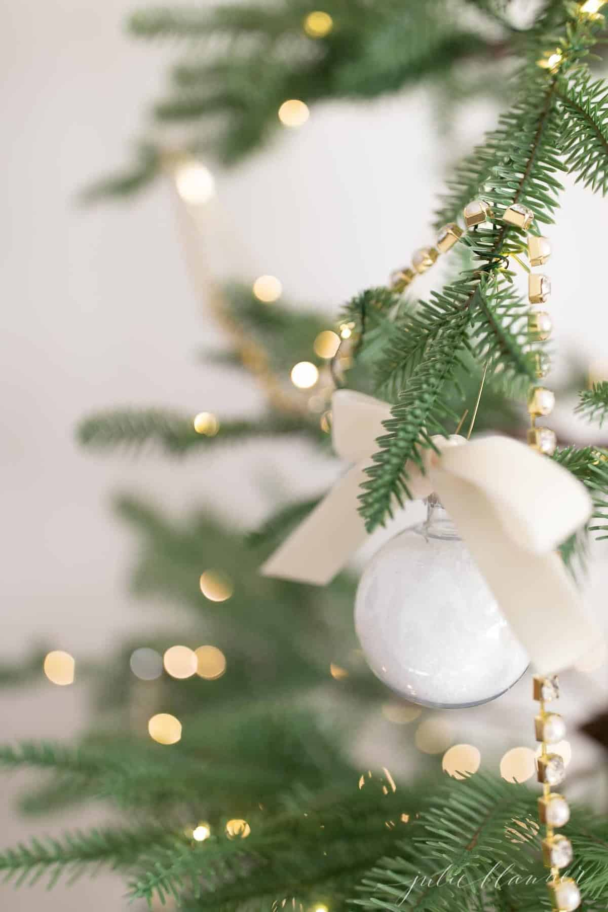Bath Soak Ornaments | Julie Blanner