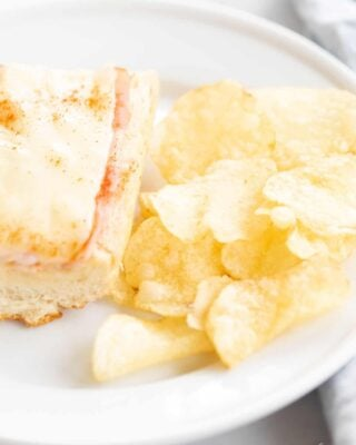 gerber sandwich with chips