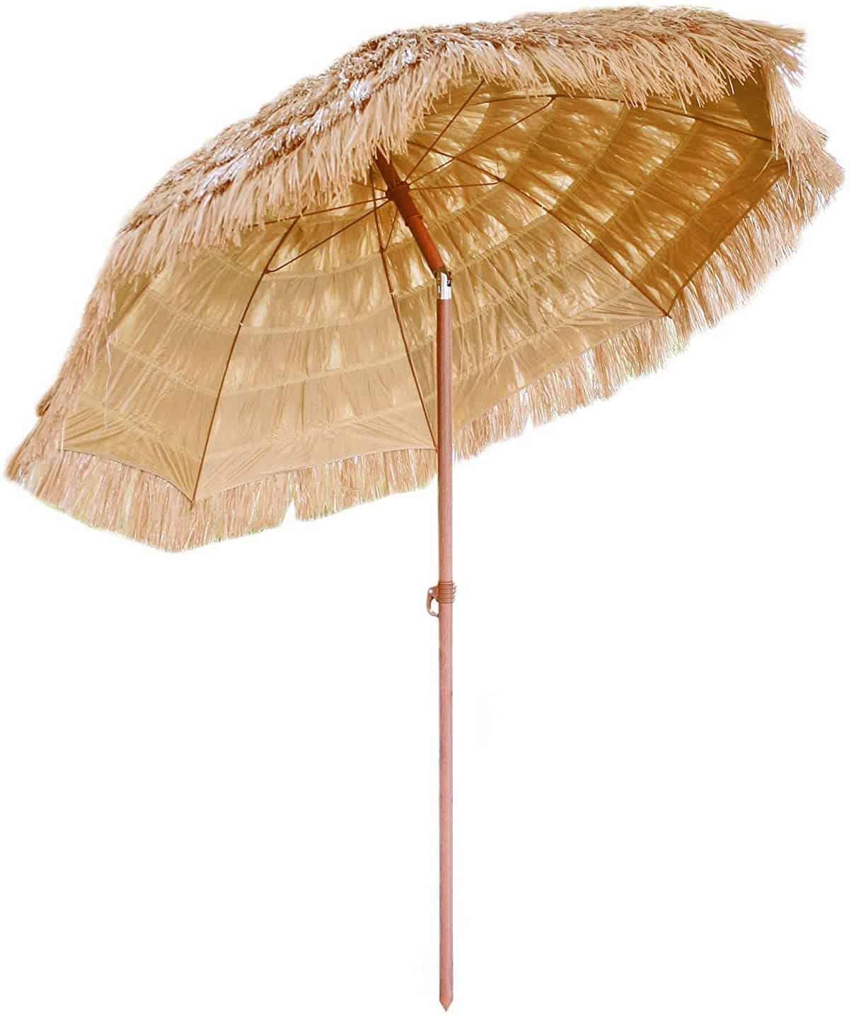 tiki patio umbrella