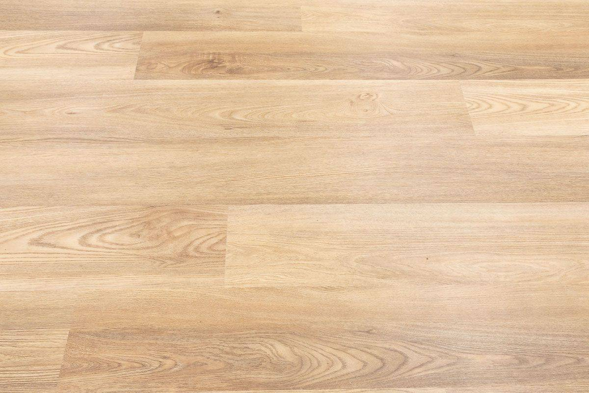 A close up shot of the best vinyl plank flooring