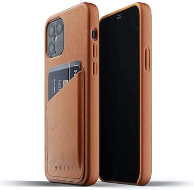 leather phone case that doubles as a wallet