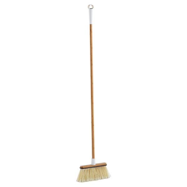 wood broom
