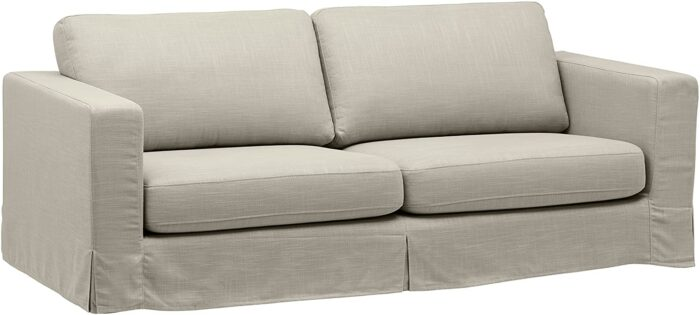 modern sofa in natural color