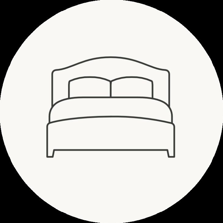 circle bedroom